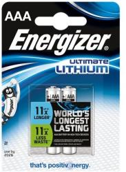 Energizer AAA Ultimate Lithium LR03 (2)