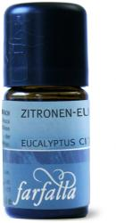 Farfalla Bio Citrom-Eukaliptusz Illóolaj 10ml