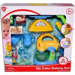 Playgo Tortasütő készlet 19 darabos