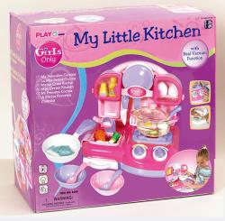 Playgo Az első mini konyhám