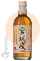 NIKKA WHISKY Miyagikyo Whiskey 0,5L 43%