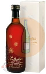 Ballantine's Christmas Reserve Whiskey 0,7L 40%