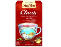 YOGI TEA Bio Classic Fahéjas Tea 17 filter