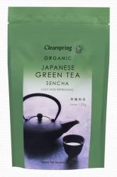 Clearspring Bio Sencha Japán Zöld Tea 125 g