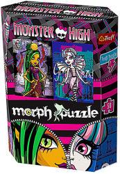 Trefl Monster High Jinafire és Rochelle 50 db-os