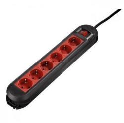 Hama 6 Plug 1,5m Switch (47886)