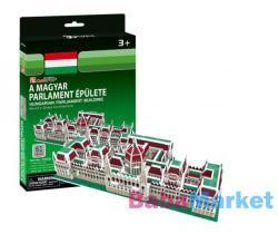 CubicFun Mini 3D puzzle A magyar Parlament épülete 61 db-os (S3032)
