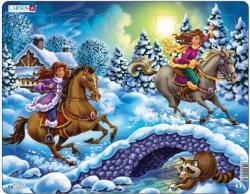 Larsen Téli lovaglás 40 db-os US13