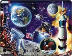 Larsen Apollo 11 űrhajó 50 db-os