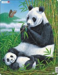 Larsen Maxi puzzle - Panda 33 db-os D5