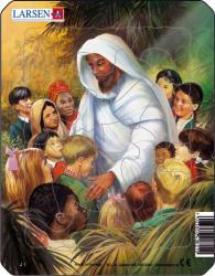 Larsen Jézus a gyermekekkel 33 db-os C5