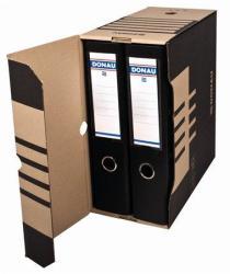 DONAU Archiváló doboz 155 mm A4 karton natúr (76633N)