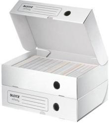 Leitz Infinity Archiváló doboz 80 mm A4 felfelé nyíló karton fehér (61000000)