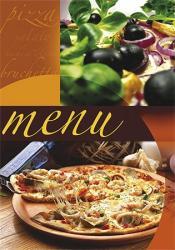 Panta Plast Pizza Étlaptartó A4 (3094398)