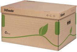 Esselte Eco Archiváló konténer felfelé nyíló barna (623918)