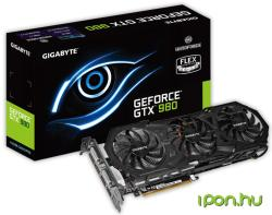 GIGABYTE GeForce GTX 980 WINDFORCE 3X Gaming OC 4GB GDDR5 256bit PCI-E (GV-N980WF3OC-4GD)