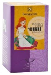 SONNENTOR Chai Rooibos-tűz 20 filter
