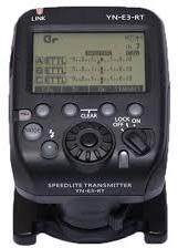 Yongnuo YN-E3-RT Transmitter (Canon 600 EX RT)
