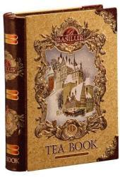 BASILUR Nagy Tea Könyv Vol. II. Fekete Tea Télies Ízvilágú 100 g