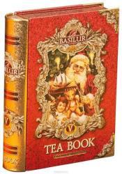 BASILUR Nagy Tea Könyv Vol. V. Mikulás Fekete Tea 100 g