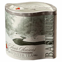 BASILUR Téli Tea Fekete Tea Keverék 125 g