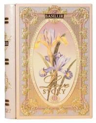 BASILUR Kis Tea Könyv Vol. II. Fekete Tea Karácsonyi Aromával 10g