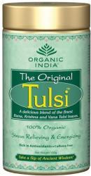 Organic India Tulsi Original Szálas Tea Fémdobozban 100g