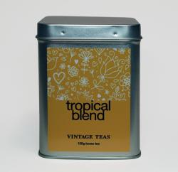 Vintage Teas Trópusi Gyümölcsök díszdobozos