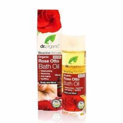 Dr. Organic Bio Rózsa Fürdőolaj 100 ml