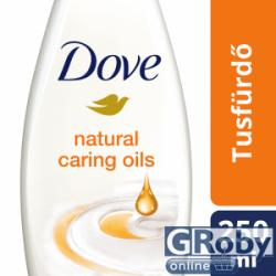 Dove Purely Pampering Cream Oil Tusfürdő 250ml