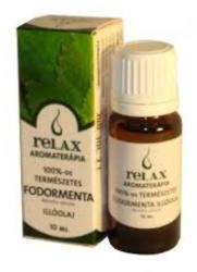 Relax Fodormenta Illóolaj 10ml