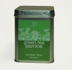 Vintage Teas Zöld Tea Jázmin 125g