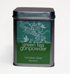 Vintage Teas Zöld Tea Gunpowder 125g