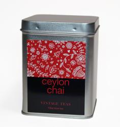 Vintage Teas Fekete Tea Ceylon Chai 125g