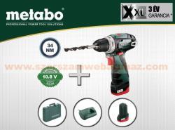 Metabo PowerMaxx BS Quick Basic (600156500)
