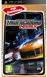 Electronic Arts Need for Speed Underground Rivals [Essentials] (PSP)