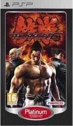 Namco Bandai Tekken 6 [Platinum] (PSP)