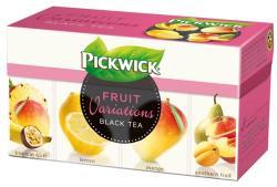 Pickwick Fekete tea Variációk mangó citrom trópusi-és déligyümölcs 20 filter