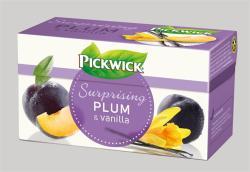 Pickwick Gyümölcstea Szilva Vanília Fahéj 20 filter
