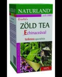 Naturland Zöld Tea Echinaceával 20 filter