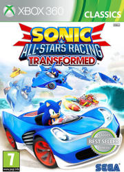 SEGA Sonic & All Stars Racing Transformed [Classics] (Xbox 360)