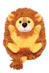 Jay@Play HideAway Pets - Afrikai oroszlán plüssgombóc