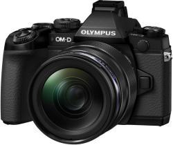 Olympus OM-D E-M1 + EZ-M1240 12-40mm