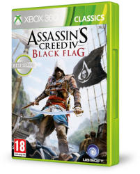 Ubisoft Assassin's Creed IV Black Flag [Classics] (Xbox 360)