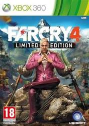 Ubisoft Far Cry 4 [Limited Edition] (Xbox 360)