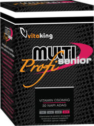 Vitaking Multi Senior Profi - 30 tasak
