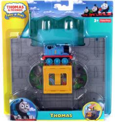 Mattel Thomas a gőzmozdony hordozható pályával BBC93