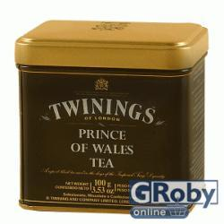 TWININGS Prince Of Wales Fémdobozos Tea