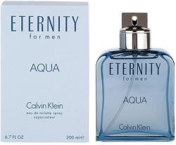 Calvin Klein Eternity Aqua for Men EDT 200ml
