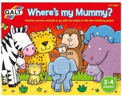 Galt Hol az anyukám?
